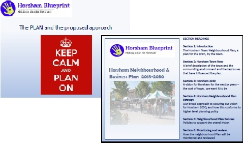Home horsham blueprint the plan and proposed approach malvernweather Images